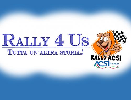 Gara Rally 4 Us – That'll Dog ASD