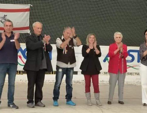 Il Puli Baldo vince il Best in Show dell'Expò ACSI Cinofilia