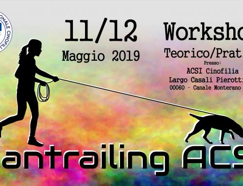 Workshop Teorico/Pratico di Mantrailing ACSI