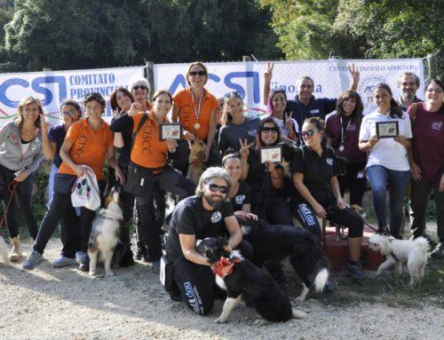 Premiazione del Campionato Rally Obedience a Squadre 2018/2019