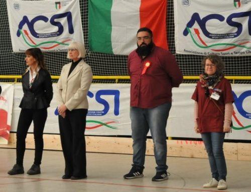 CAMPIONATO ESPOSITIVO ACSI CINOFILIA 2018/2019
